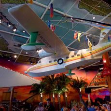 Margaritaville Casino and Restaurant Las Vegas -- fun atmosphere, we recommend sitting on the balcony overlooking the strip