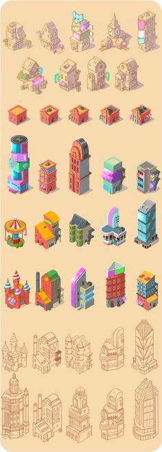 """""""Board Kings"""" Concept Art on Behance"""
