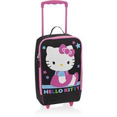 Hello Kitty Pilot Case, Black