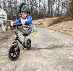The Strider 12 Sport is the best-selling balance bike for kids that teaches your child how to start riding a bike. Toddler Bike, Kids Bike, Monthly Photos, Balance Bike, Striders, Photo Contest, Children Photography, Good Times, Baby Strollers