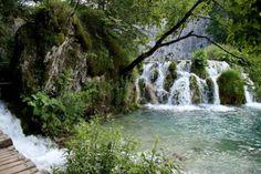 Zaujímavosti zo sveta - Fotoalbum - Krásy sveta - Plitvické jazerá (Chorvátsko)