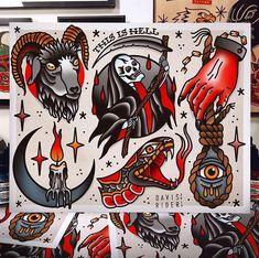 ✔ Tattoo Old School Rockabilly Traditional Ink Traditional Tattoo Old School, Traditional Tattoo Design, Traditional Ink, Traditional Tattoo Flash, American Traditional, Traditional Tattoo Drawings, Traditional Tattoo Inspiration, Sanduhr Tattoo Old School, Old School Tattoo Designs
