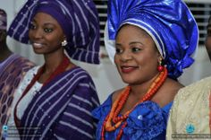 one people, one God..... #gele #blue #thanksgiving