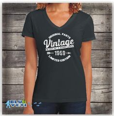 41st Birthday Gift Present Year 1978 Womens Crewneck T-Shirt Limited Aged To