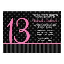 Image result for 13th birthday sleepover invites