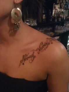 Follow your heart tattoo small ink forever inked for Your name is tattooed on my heart