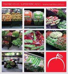 Pueden encontrar nuestros productos en el supermercado :) Frutas y Verduras Mambo www.mambo.com.co Cartagena de Indias - Colombia