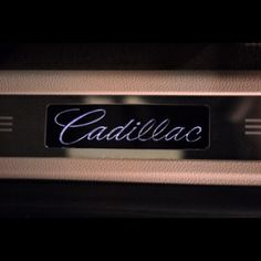SRX Illuminated Door Sills, Cadillac Logo, Shale:Stylish and practical, these Door Sill Plates provide a more refined finish to the door sill area of your vehicle. They feature the Cadillac script logo on the fronts and are illuminated by LED. Pinterest Chrome, Cadillac Srx, Script Logo, Vehicle, Neon Signs, Plates, Doors, Led, Chrome Finish