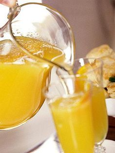 Mother's Day Golden Mimosas