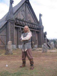 Viking House - I Like his House