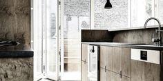 Maison Neveklov | Artravel Magazine Architecture, Magazine, Floor Plans, Paris, Salons, Deco, Minimalist, Home, Arquitetura