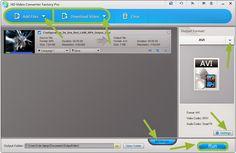 WonderFox Video Converter Factory Pro Free Grátis | hardwareysoftware.net