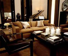 Ralph Lauren Home Penthouse Modern New York City Style