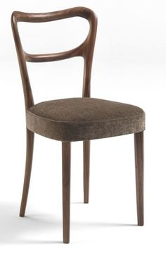 Noemi Side Chair — Jarrett Furniture - Supplying to individual hospitality projects in the UK and abroad Side Chairs, Dining Chairs, Armless Chair, Seat Covers, Hospitality, Wood, Projects, Furniture, Home Decor