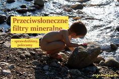 organiczni.eu » Przeciwsłoneczne filtry mineralne – sprawdziliśmy, polecamy