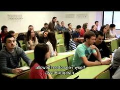 One of 3 million stories told by the Erasmus ambassador representing Spain in the anniversary year of the world's most successful student exchange programme Erasmus Student Exchange Program, 25th Anniversary, Spain, Success, Videos, Sevilla Spain, Spanish