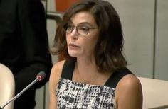 L'actrice Teri Hatcher a prononcé un discours poignant à l'ONU à l'occasion de la journée internationale pour l'élimination de la violence à l'égard des femmes, en parlant de l'abus sexuel dont elle a été victime.