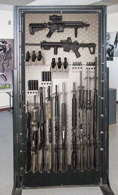 1000 Images About Ideas For Gun Cage On Pinterest Gun