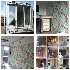 Mobile fashion truck renovation  www.myrollingcloset.com