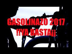 GASOLINAZO: ¿Te vas a dejar o vas a actuar? - YouTube