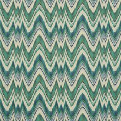 Charming emerald/amp/peacock decorating fabric by F Schumacher. Item 68942. Best prices and free shipping on F Schumacher products. Always first quality. Over 100,000 fabric patterns. Width 54 . Swatches available.