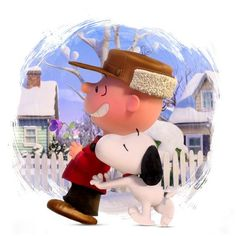 Best friends are always there to support you. Join Snoopy, Charlie Brown, and the rest of the gang on November 6 when The Peanuts Movie arrives in theaters! Peanuts Movie, Peanuts Cartoon, Peanuts Characters, Peanuts Snoopy, Charlie Brown Christmas, Charlie Brown And Snoopy, Snoopy Christmas, Christmas Fun, Snoopy Love