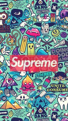 Beautiful Graffiti Wallpaper iPhone X Hypebeast Iphone Wallpaper, Graffiti Wallpaper Iphone, Hype Wallpaper, Trippy Wallpaper, Iphone Background Wallpaper, Aesthetic Iphone Wallpaper, Cool Wallpaper, Supreme Wallpaper Hd, Dope Wallpapers
