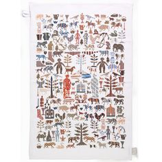 £5.00 tea towel