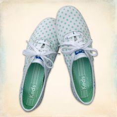 Girls Hollister + Keds Champion Dot Sneakers   Girls Footwear & Accessories   HollisterCo.com