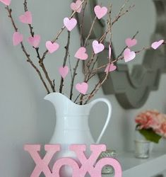 100 Best Valentine's Day Decor DIY Ideas | Prudent Penny Pincher