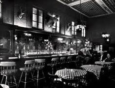 """The Owl Bar, located in the historic Belvedere, in midtown Baltimore, was coined a """"speakeasy"""" and was a place where patrons could still buy booze throughout this time. Special messages/signals were delivered from a wise owl to give visitors signals as to when alcohol was delivered and it was safe to party."""