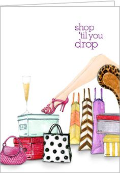 ♔ shop until you drop