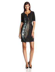 Elie Tahari Women's Rubella Safari Print Shift Dress, Black, Medium ELIE TAHARI http://www.amazon.com/dp/B00LX1ADOI/ref=cm_sw_r_pi_dp_FiPtvb0YZCPJQ