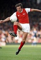 John Hollins Arsenal 1979
