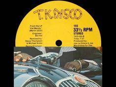 KAT MANDU - THE BREAK - TK 155 -  12'' EXTENDED DISCO MIX - 1979