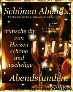 Einen schönen Abend wünsche ich Dir Pinot Blanc, Pinot Gris, Sauvignon Blanc, Cabernet Sauvignon, Wine Drinks, Alcoholic Drinks, Wine Dispenser, Veggie Juice, Chenin Blanc