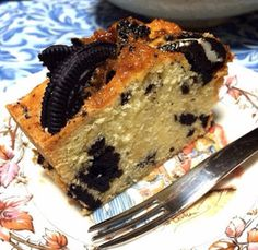 OREO MARSHMALLOW POUND CAKE オレオ&マシュマロパウンドケーキ (butter)