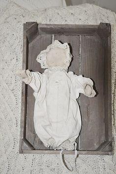 **amish baby-doll**