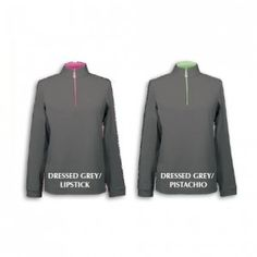 NEW COLORS! Spring 2013 EIS Cool Shirt with Stand Up Collar - Equus Now!