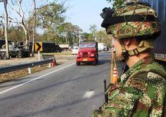 Brigada 30  vía Ocaña - Cúcuta - Sardinata  Vehículos de reconocimiento del EJC - Página 53 - América Militar