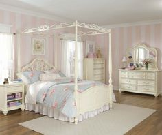 30 Inspired Picture of Girls Bedroom Furniture . Girls Bedroom Furniture Shab Chic Bedroom Furniture For Girls Hawk Haven Shabby Chic Bedroom Furniture, Childrens Bedroom Furniture, Shabby Chic Living Room, Shabby Chic Bedrooms, Shabby Chic Homes, Modern Bedroom, Childrens Beds, Vintage Furniture, Furniture Ideas