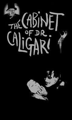 The cabinet of Dr. Caligari - Robert Wiene (1920)