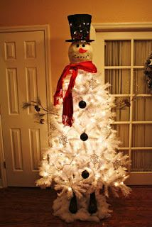 Simply Southern, Sweet, Classy and Sassy: DIY Christmas Décor!---If I had a formal dining room or front entrance, I'd so do this!