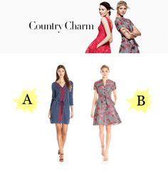 "COUNTRY CHARM www.theteelieblog.com ""From gingham to floral prints, countryside motifs have never felt so cosmopolitan."" #TeelieBlog"
