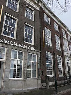 Museum Huis Van Gijn, Dordrecht, the Netherlands