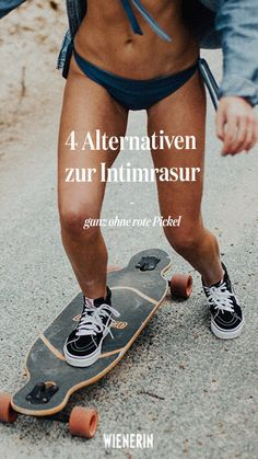 Pickel im Intimbereich? 4 Alternativen zur #Intimrasur. #bikinizone