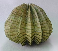 Notes on Pleating Techniques and Applications « Flotsam and Origami Jetsam