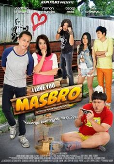 """Click """"Visit"""" button for watching streaming movie online at Layar Perak, watch movie title I Love You MasBro (2012) for free forever"""