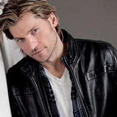 Corpus secret agent & case officer, Scott. Pictured as Nikolaj Coster-Waldau (yes, him too!). Just imagine him with mahogany-coloured locks and emerald-green eyes
