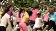 """Rise Up"" Flashmob"